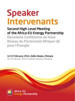 Intervenants PDF, 1.4 MB - Africa