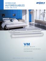 AUTORÉGLABLES - Anjos ventilation