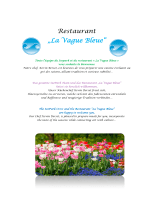 "Restaurant ""La Vague Bleue"""
