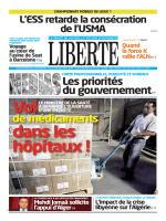 LIBERTE du 04.05.2014