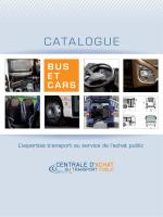 Catalogue Bus et Cars thermiques