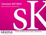 Campus de Lille - Concours SKEMA