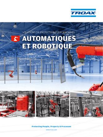 AUTOMATIQUES ET ROBOTIQUE