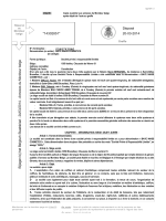 24/03/2014 - Annexes du Moniteur belge