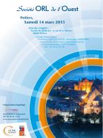 Journée SORL – Poitiers 2015 - asconnect