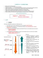 Ch 13 - Echange de proton