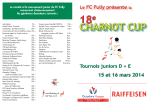 Charnot Cup 2014