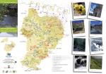 Mapa de senders MapaPallars Sobirà-Ariège.