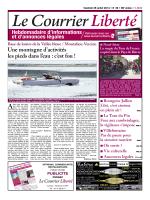Numéro 30 du 25 juillet 2014