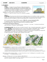 Cpte rendu AGO 2013 Vilmorin,Franciades,Atlantis,Palaiseau,Transp