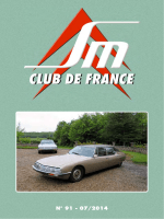 Revue 91.indd - SM Club de France