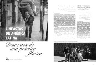 CINEASTAS DE AMÉRICA LATINA