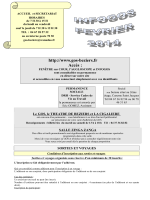http://www.gos-beziers.fr Accès :