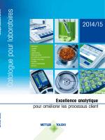Téléchargez le Catalogue Laboratoire 2014/15 (11Mo, pdf)