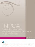 Téléchargez la plaquette INPCA - Les Institutions de la Coiffure