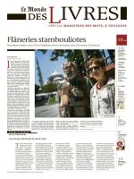 Flâneries stambouliotes