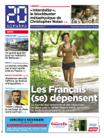 Les Français (se) dépensent
