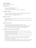 CV French - Linda Gardiner