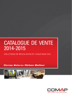 Extrait catalogue Biofloor