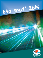 Muts 2015 - Sections locales du SE-UNSA