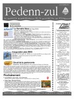 Téléchargez le Pedenn Zul du 19 octobre 2014 - Plougastel
