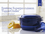 Système Superpo-cuisson TupperOndes®