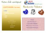 Programme Rando Janvier à Mars 2015