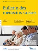 Bulletin des médecins suisses 09/2015