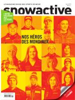 2015 Avril: « Nos héros, des mondiaux - Swiss-Ski