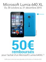 50€ remboursés