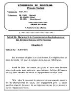 Bulletin Officiel n°13 du 06/01/2016