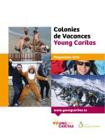 Colonies de Vacances Young Caritas