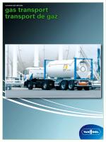 gas transport transport de gaz