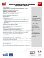 Fiche procédure VAE - Education nationale - Carif Oref Midi
