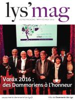 Voeux 2016 - Dammarie-les-Lys