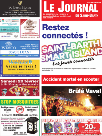 1170 - Journal de Saint Barth