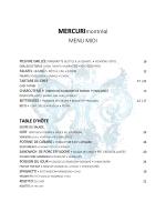 menu midi - Mercuri