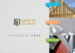 catalogue 2 0 1 6 - CARIB - Spécialiste français des bois rabotés