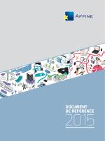 document de référence