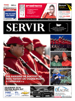 27 avril 2016 - Journal Servir