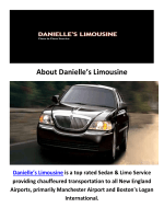 Danielle's Limousine Service in Concord, NH