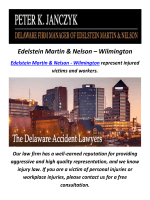 Edelstein Martin & Nelson - Accident Lawyers in Wilmington, Delaware