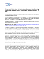 Private and Public Cloud Market Analysis, Growth, Trends and Forecast 2016