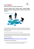 Americas Medical Device Market Share, Growth and Forecasts To 2020: Hexa Reports