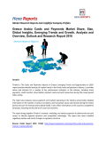 Greece Market Share, Size, Overview and Forecast To 2020