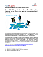 China Sulfachloropyridazine Sodium Market Share, Growth and Monthly Export Monitoring By Hexa Reports