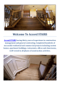 Stairs Refinishing in Laguna Niguel CA by Accord STAIRS