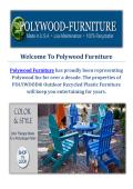 Polywood Outdoor Furniture Miami Springs, Florida