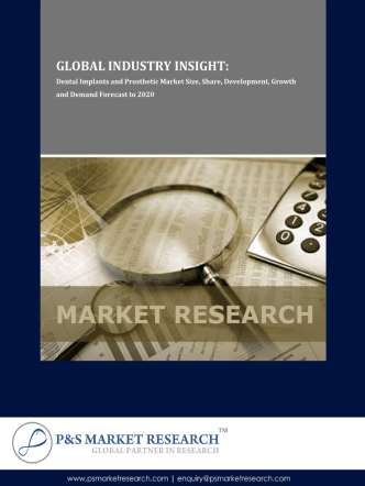 Dental Implants and Prosthetic Market Size, Share, Development, Growth and Demand Forecast to 2020