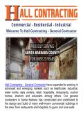 Hall Contracting - General Contractors in Santa Barbara, CA